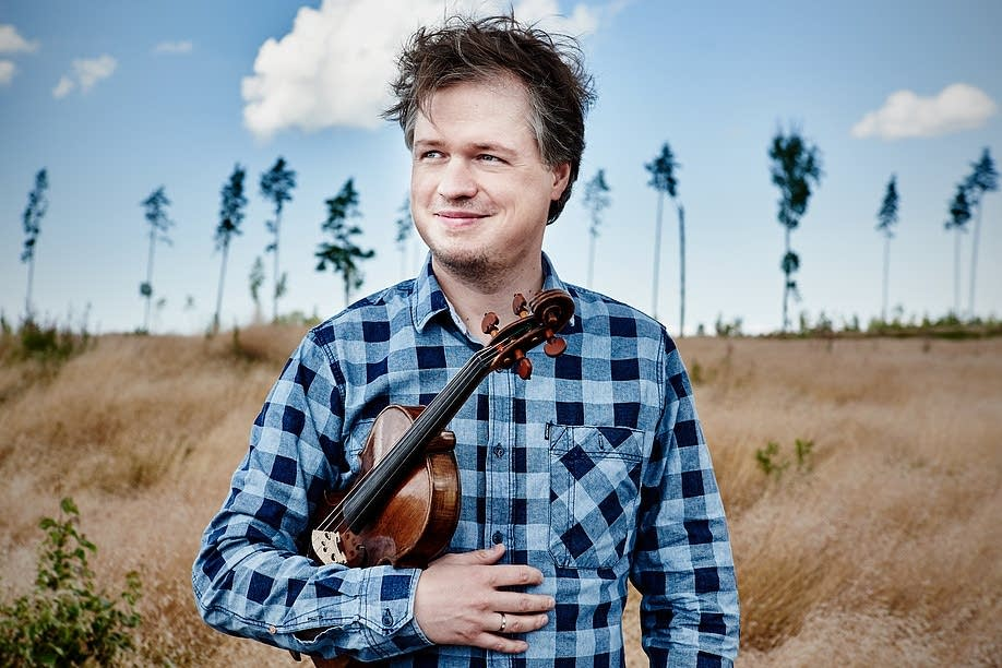 Composer and violinist Henning Kraggerud