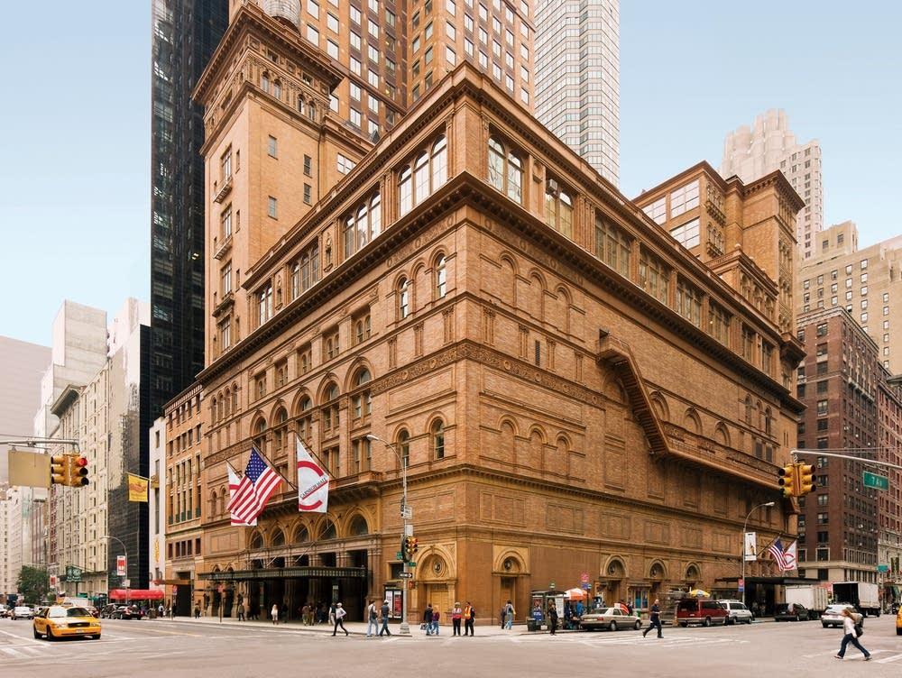 Stern Auditorium/Perelman Stage at Carnegie Hall