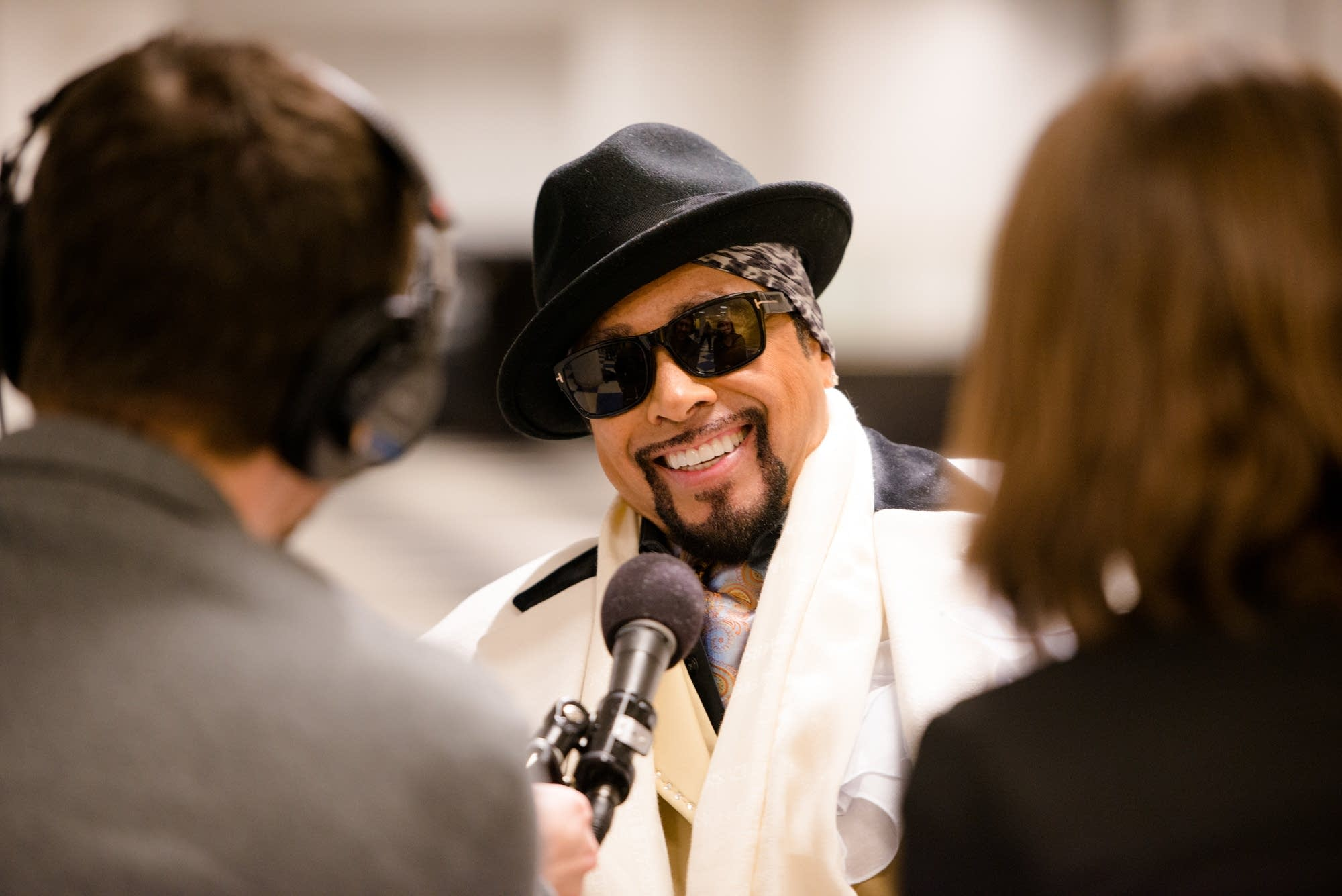Morris Day speaks with MPR's Andrea Swensson and Tom Weber.