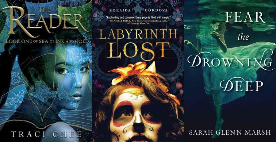 Three young adult fantasy reads for fall