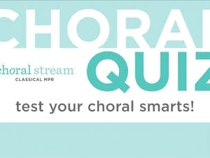 Choral Quiz graphic