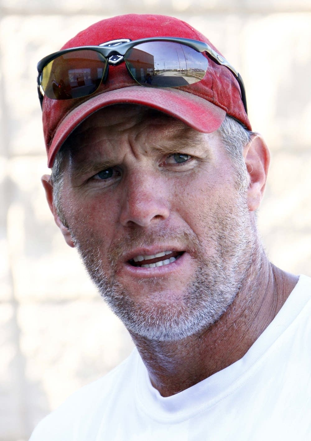 Favre in Mississippi