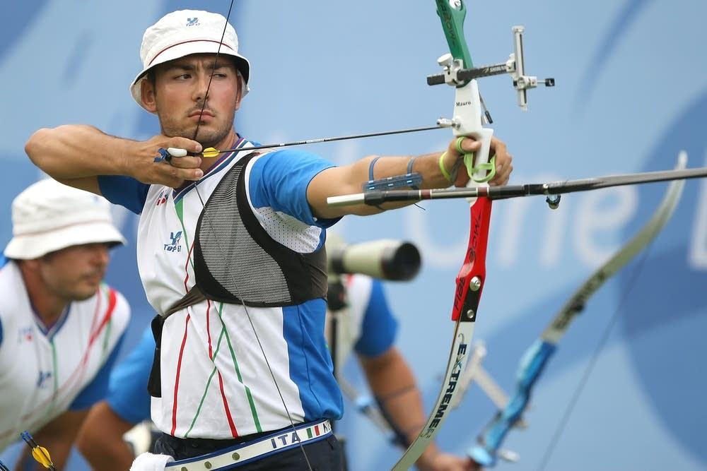 Olympics Day 3 - Archery