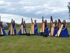 Kristianstad Harp Ensemble
