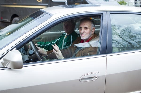 Rural Rides volunteer driver