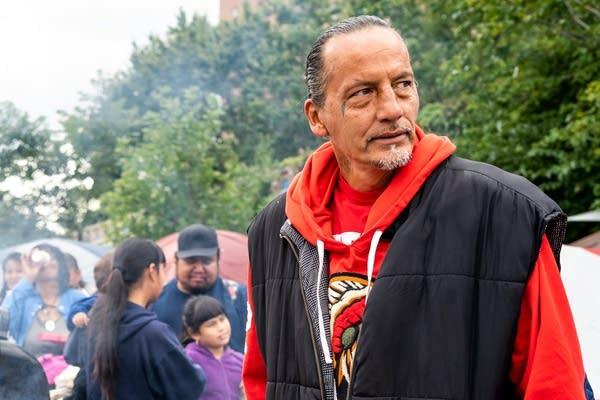 Natives Against Heroin founder James Cross.