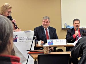 Candidate forum in Park Rapids