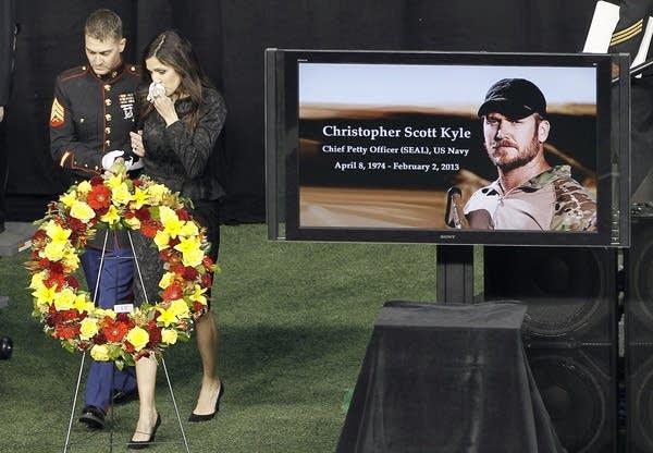 Christopher Kyle memorial