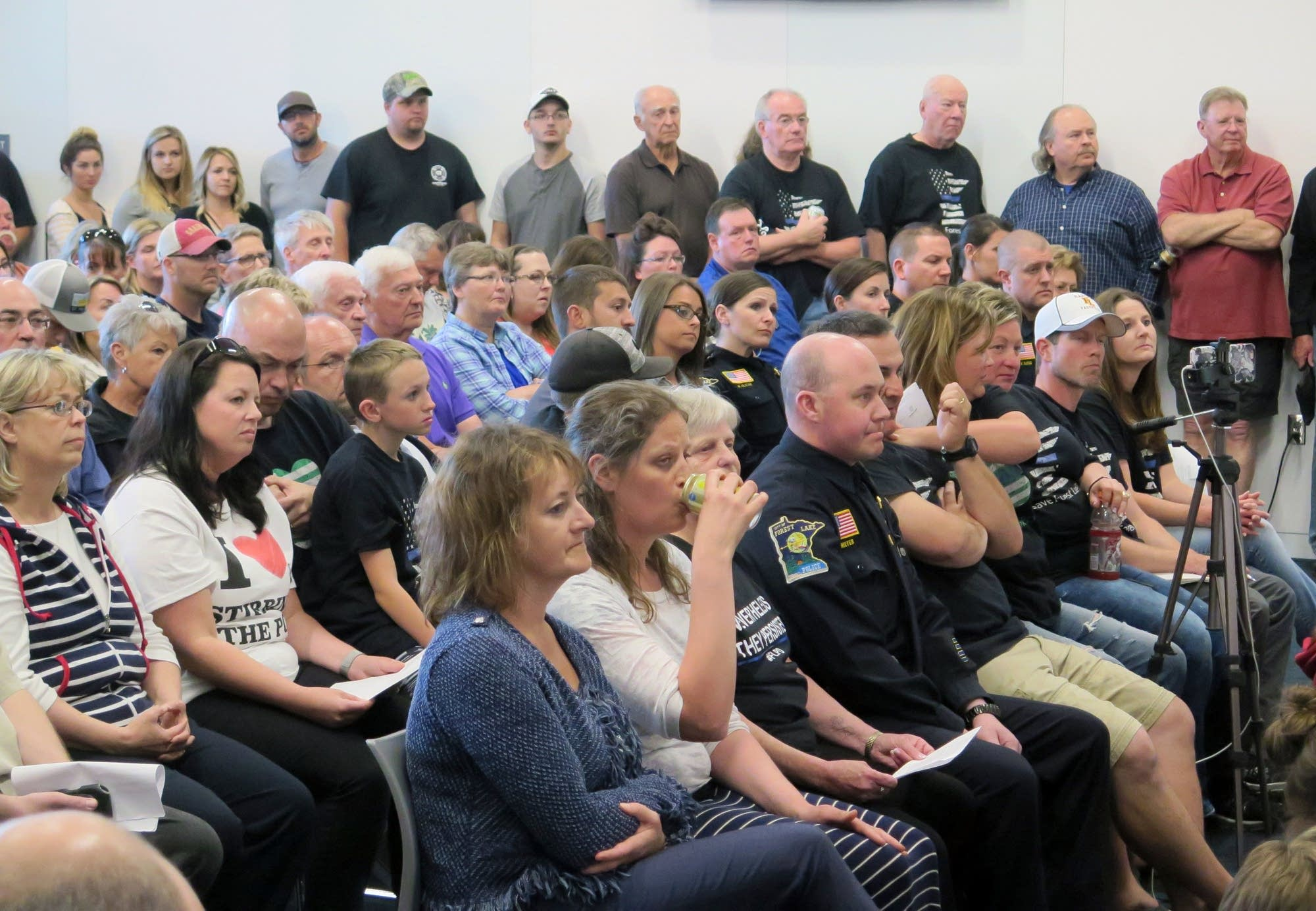 Forest Lake City Council to Vote Monday on Police Department's Fate