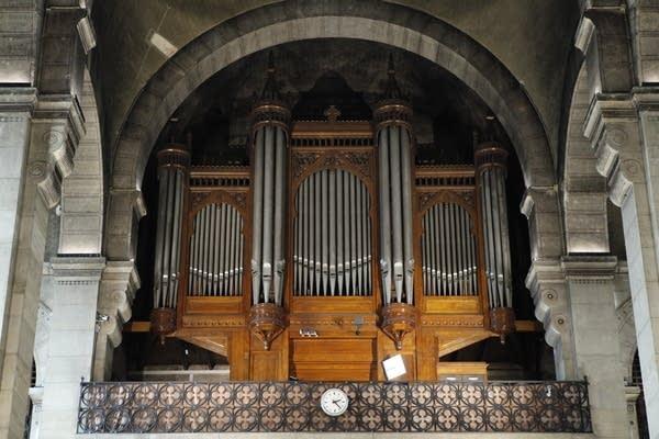 1885 Cavaillé-Coll/Notre Dame d'Auteuil, Paris, France