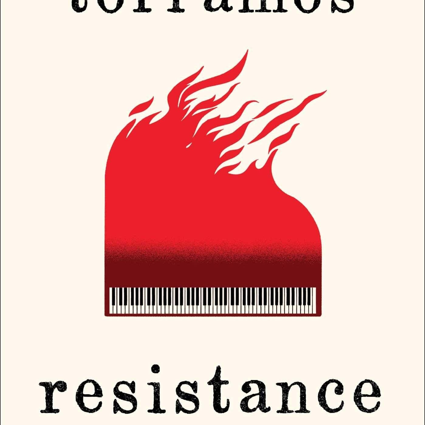 Book cover detail: Tori Amos's 'Resistance.'