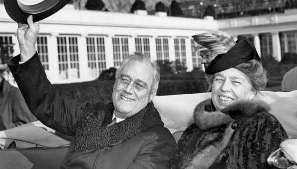 The Roosevelts as a political team