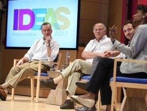 Aspen Ideas Panel