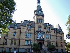 Hamline University's Old Main
