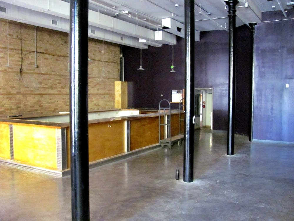 New Bedlam Theatre space