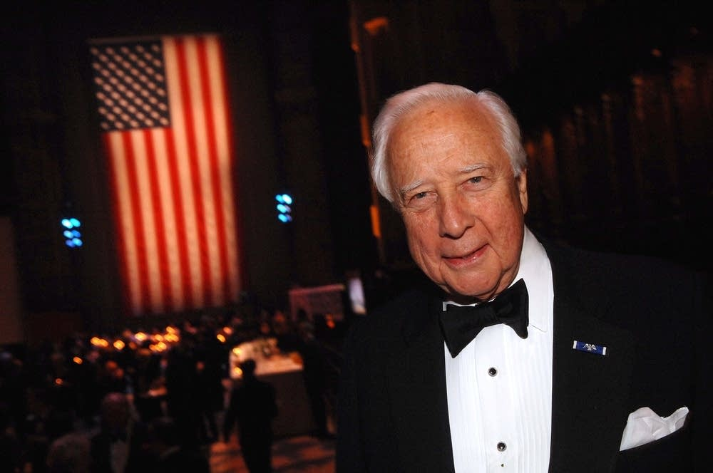 Historian David McCullough