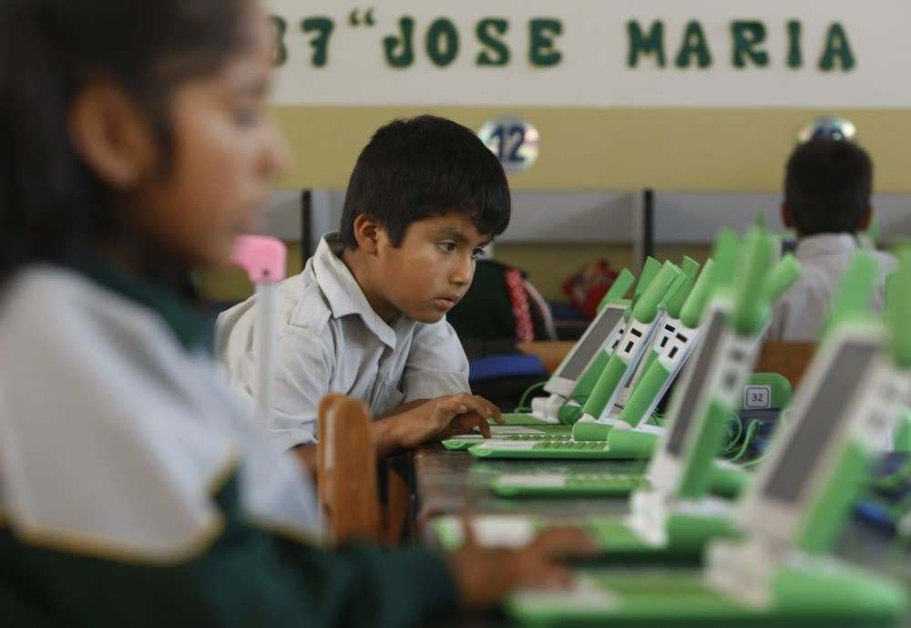 One Laptop Per Child initiative