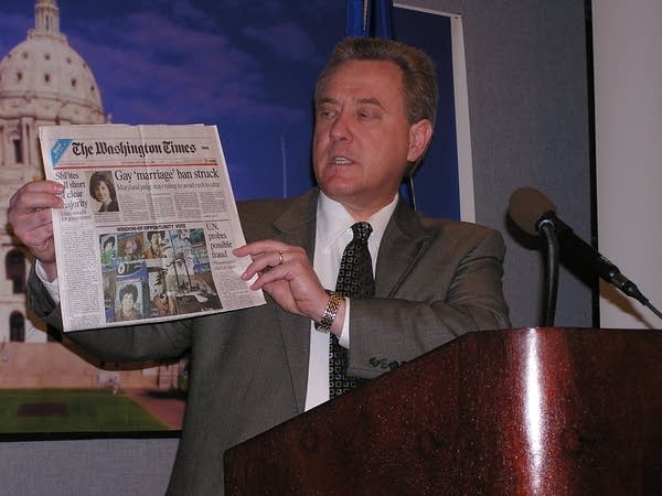 GOP Chair Ron Carey