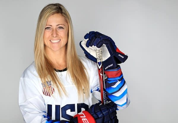 Gigi Marvin, Team USA women's hockey