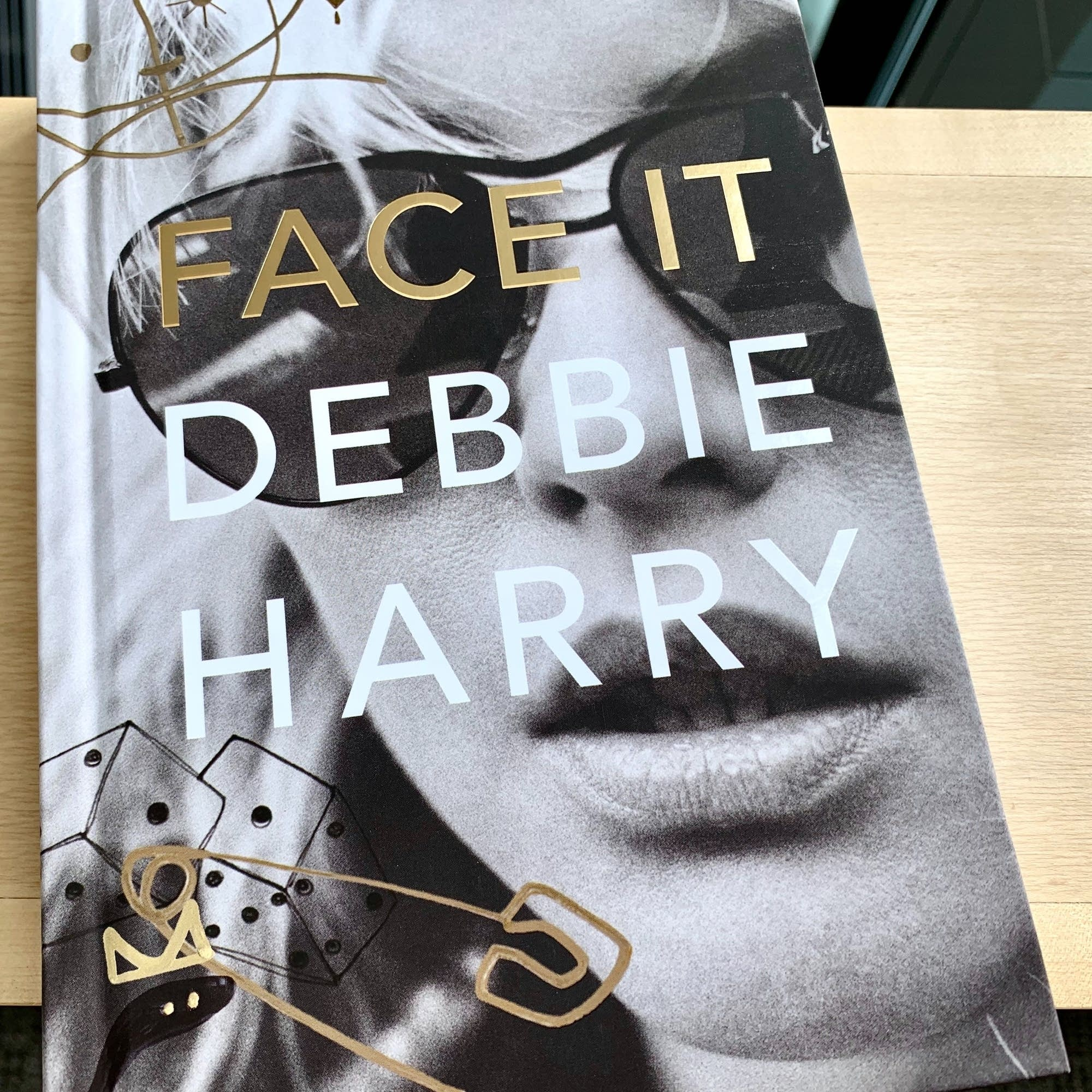 Debbie Harry's memoir 'Face It.'