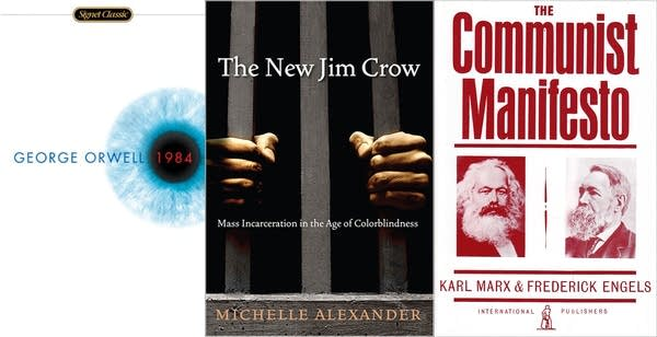 Recent best-sellers at Symposium Books