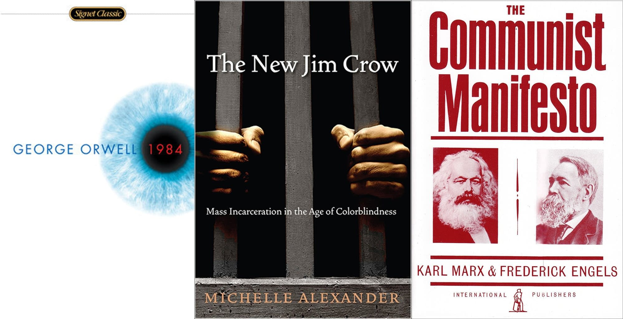 Recent best-sellers at Symposium Books