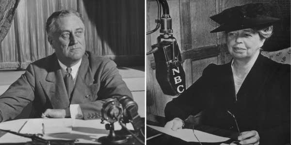 The First Family of Radio: Franklin and Eleanor Roosevelt's Historic Broadcasts