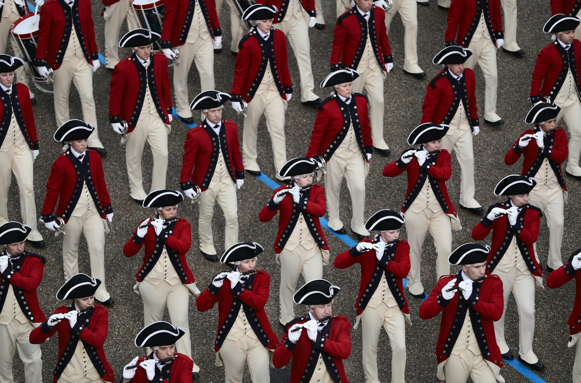 The U.S. Army Old Guard Fife and Drum Corps
