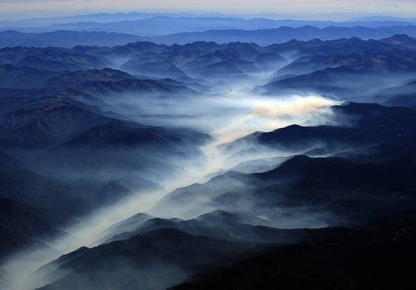 Sierra Nevada smog