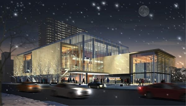 Orchestra Hall renovation
