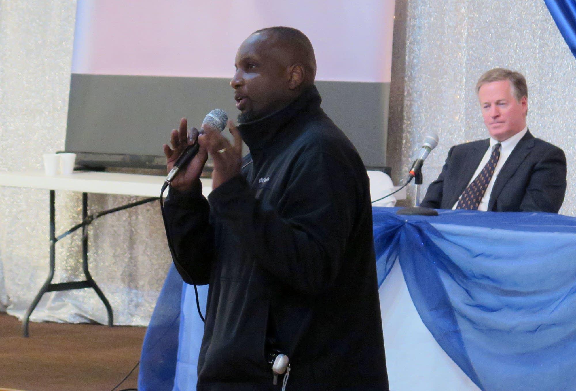 Dr. Andrew Kiragu