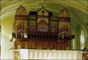 1894 Farrand & Votey (Op. 714) at Saint Martin of Tours Catholic Church,...