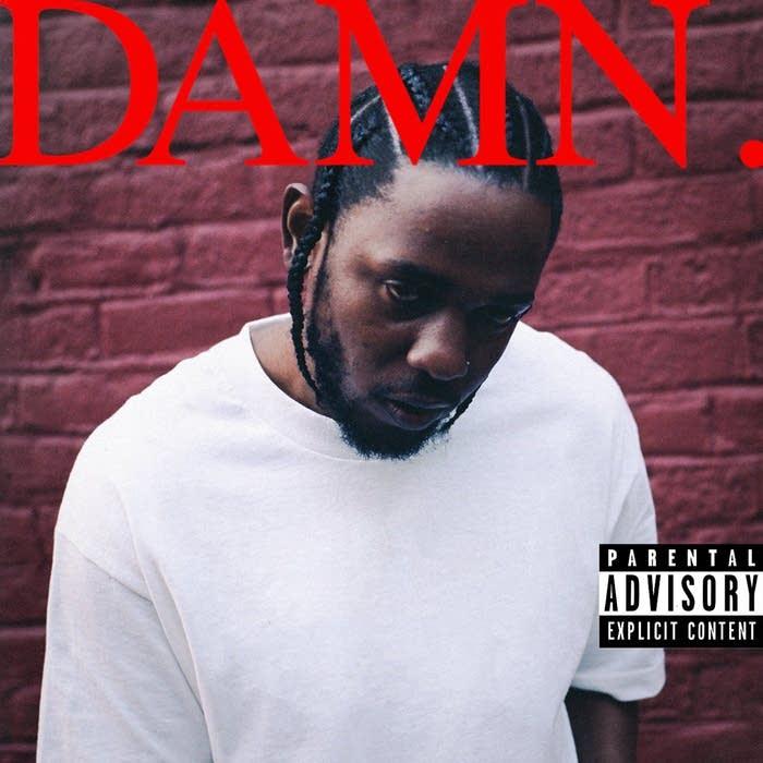 Kendrick Lamar, 'DAMN.'