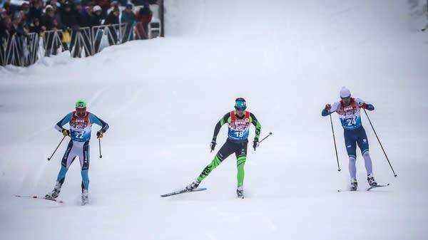 2019 American Birkebeiner cross-country ski race