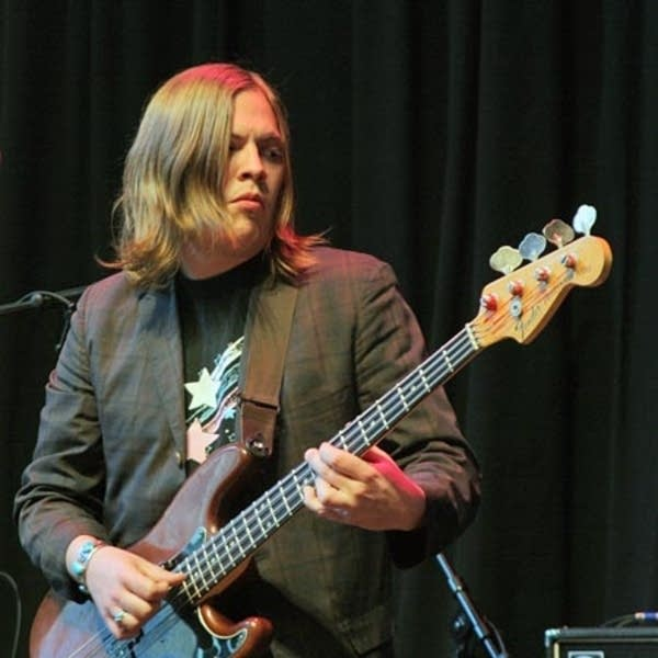 Bassist Mike Lewis