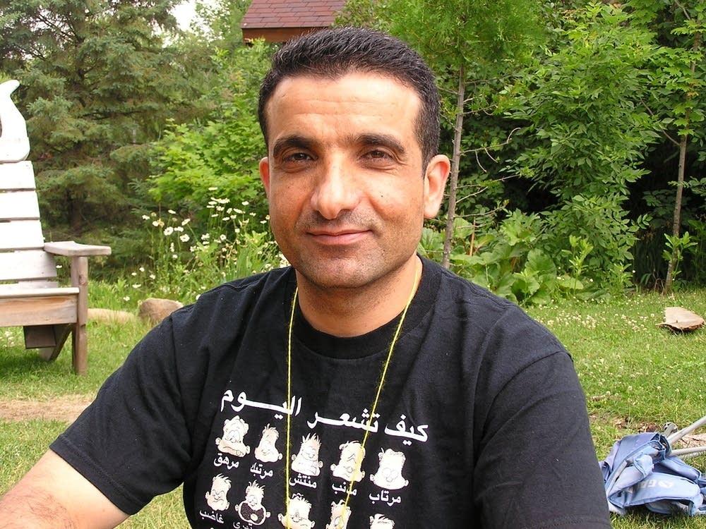 Ghazi Abuhakema