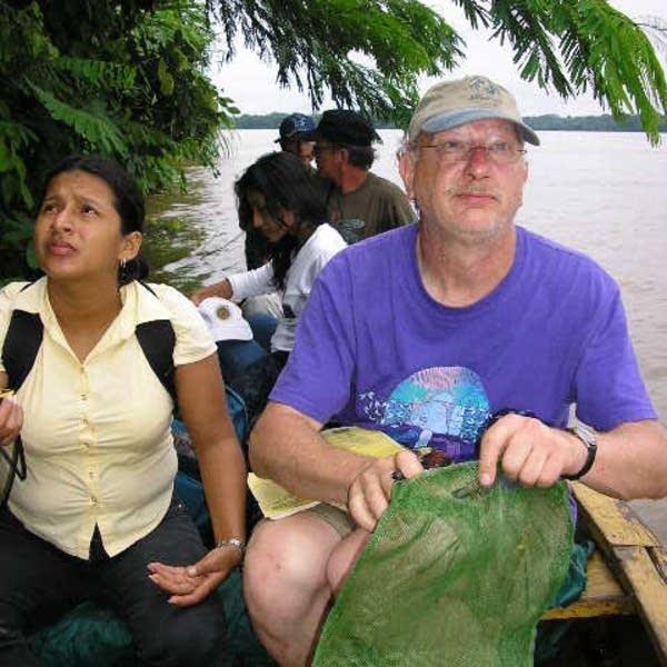 Studying ayahuasca