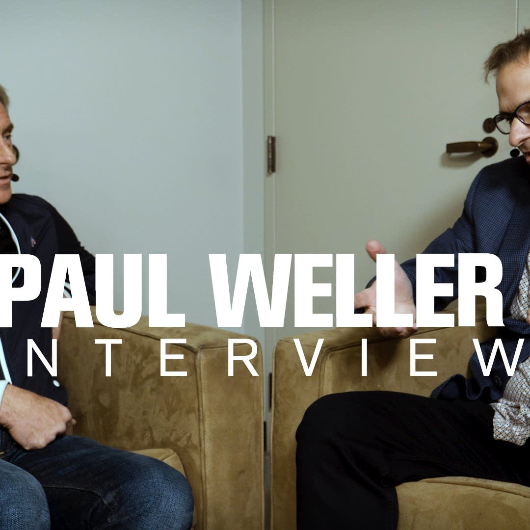 Jim McGuinn interviews Paul Weller - titles