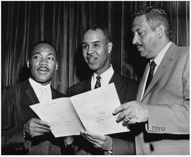 Wilkins, King and Marshall