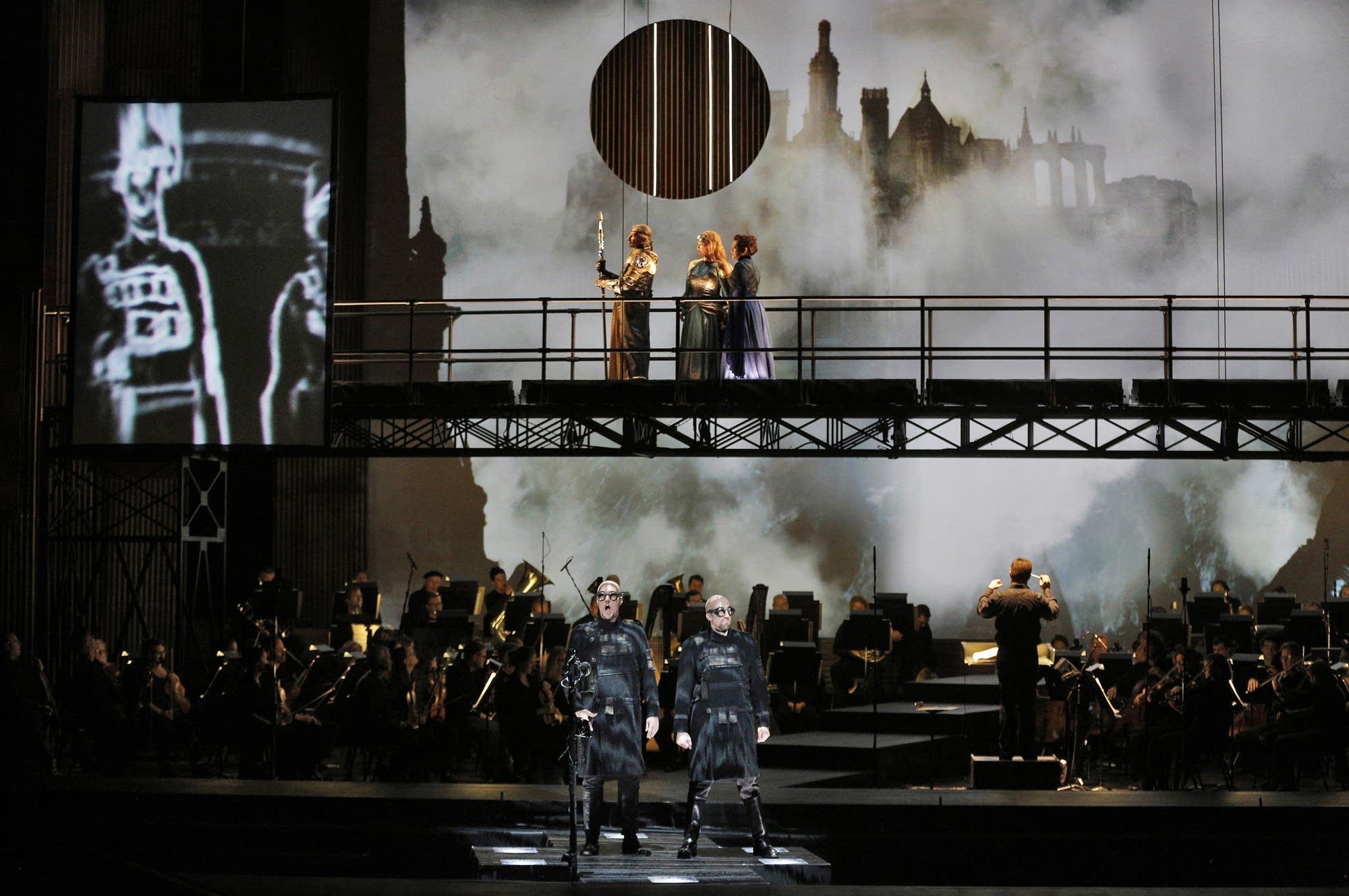 Minnesota Opera, 'Das Rheingold'