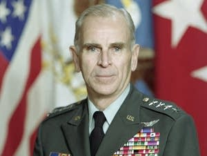 U.S. Army General John W. Vessey, Jr.