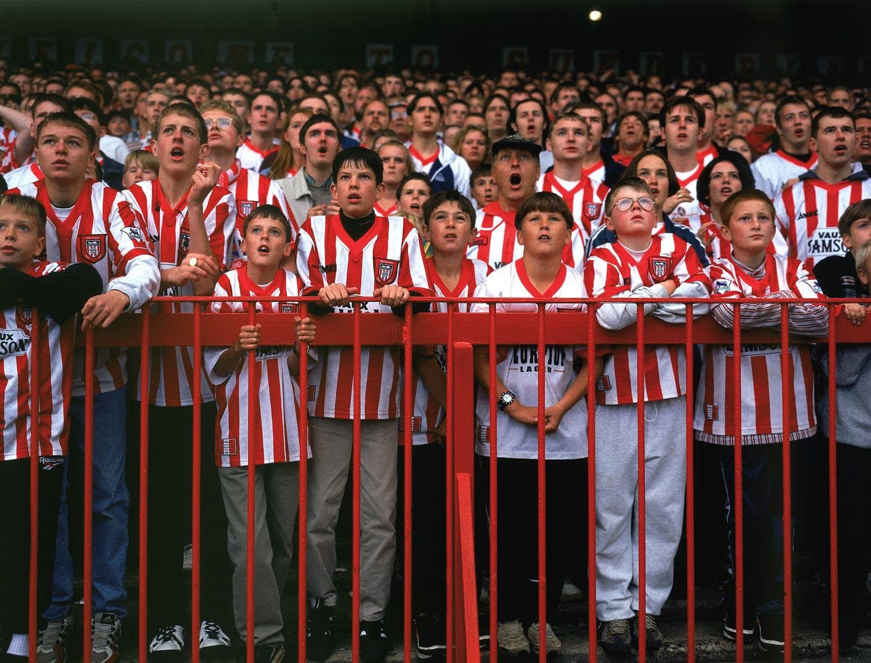 sunderland, fans