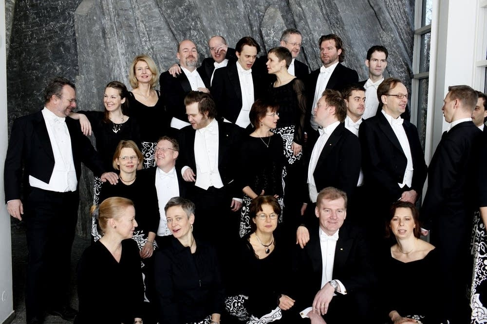 Swedish Radio Choir