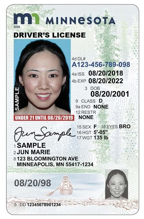 State Unveils New License Designs Ahead Of Real Id