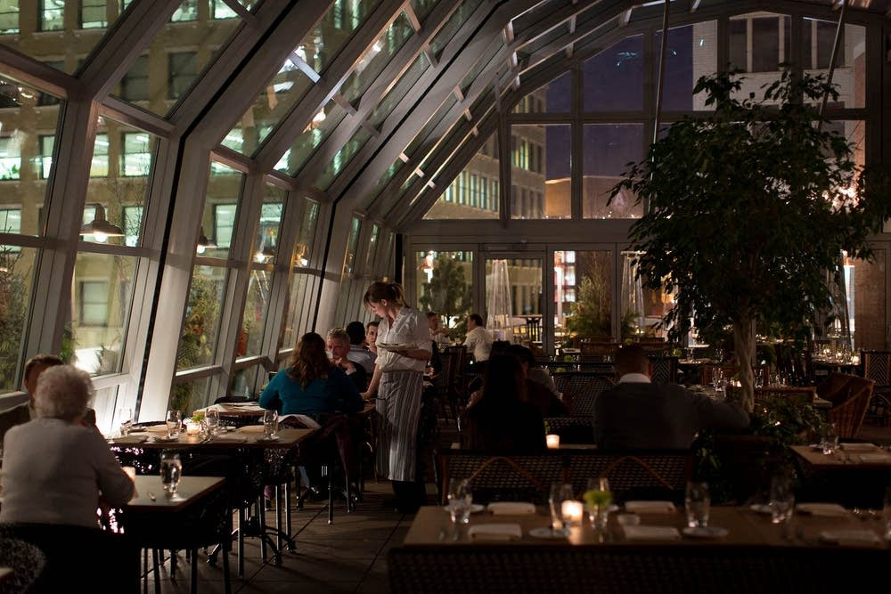 Appetites Rooftop Restaurant Union Opens In Time For