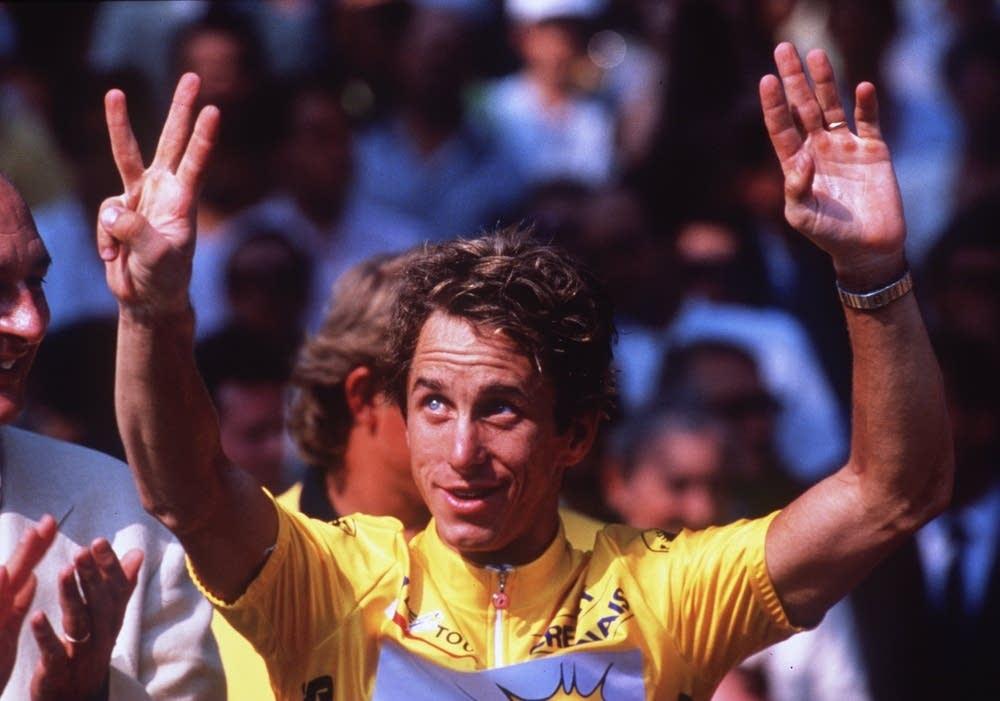 LeMond wins in 1990