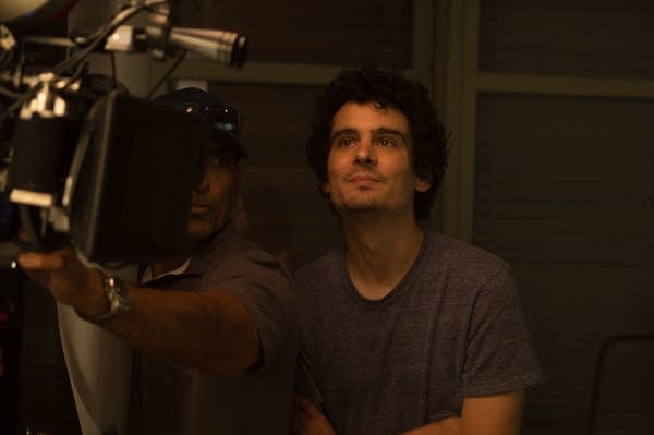 Director Damian Chazelle