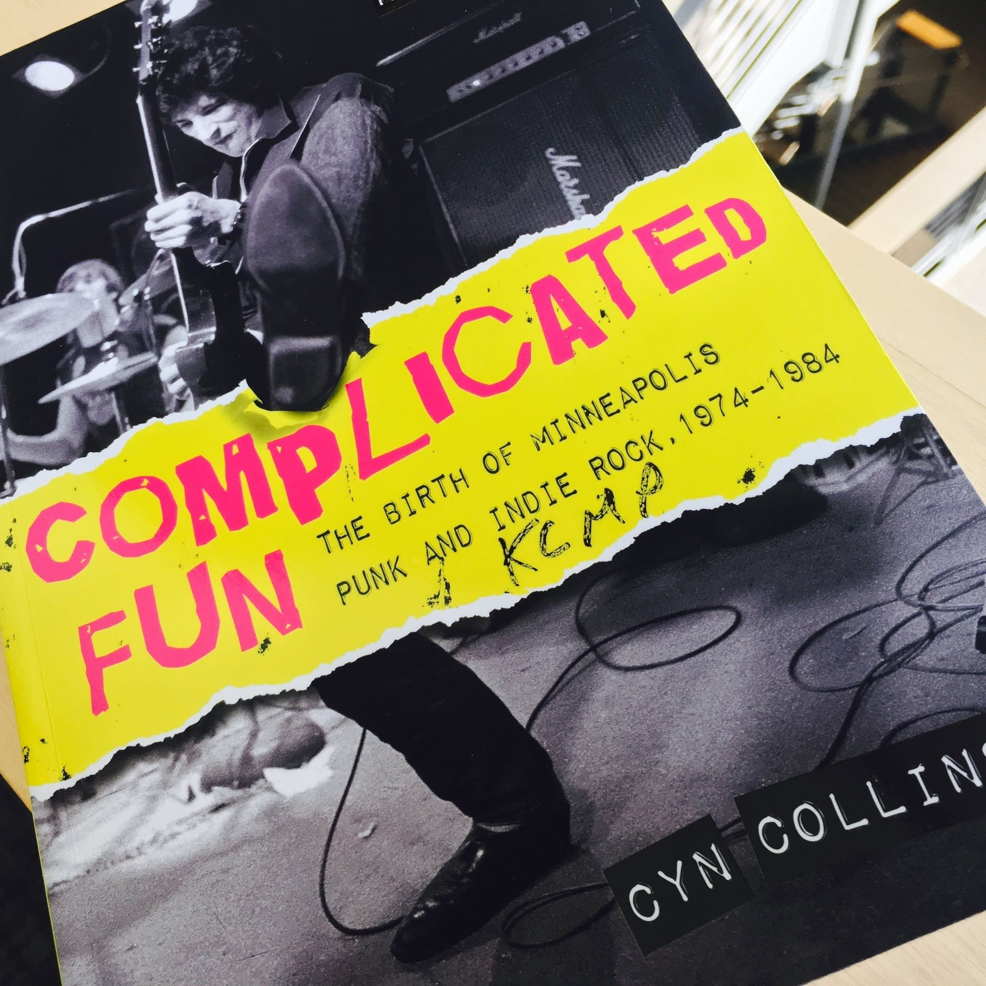 'Complicated Fun' by Cyn Collins