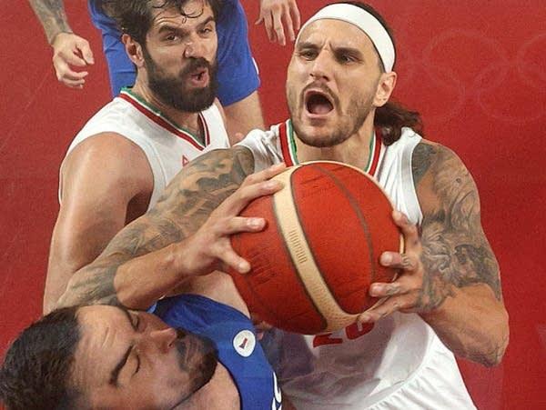 JPN: Iran v Czech Republic Men's Basketball - Olympics: Day 2