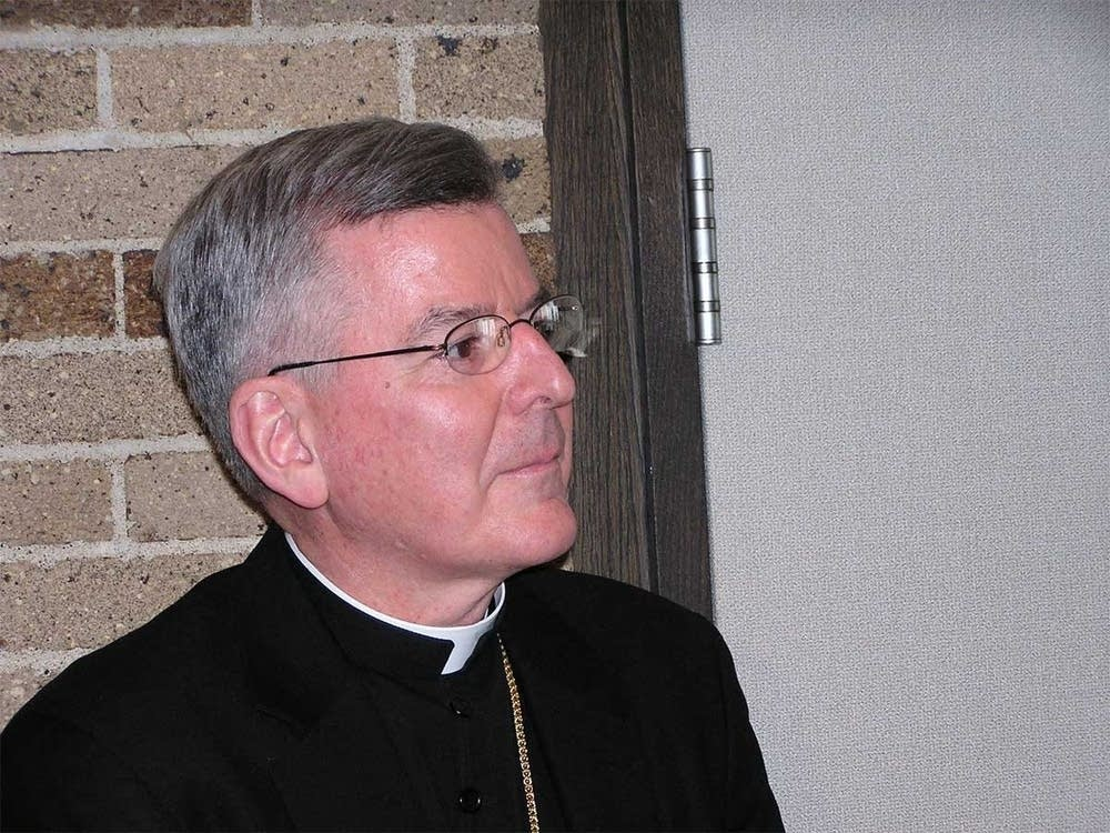 Bishop John Nienstedt